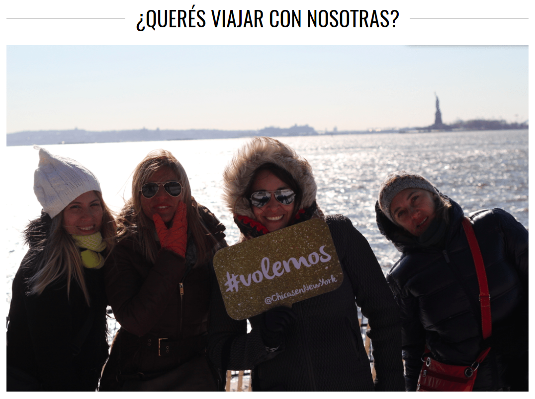 influencers argentinas marcas comafi