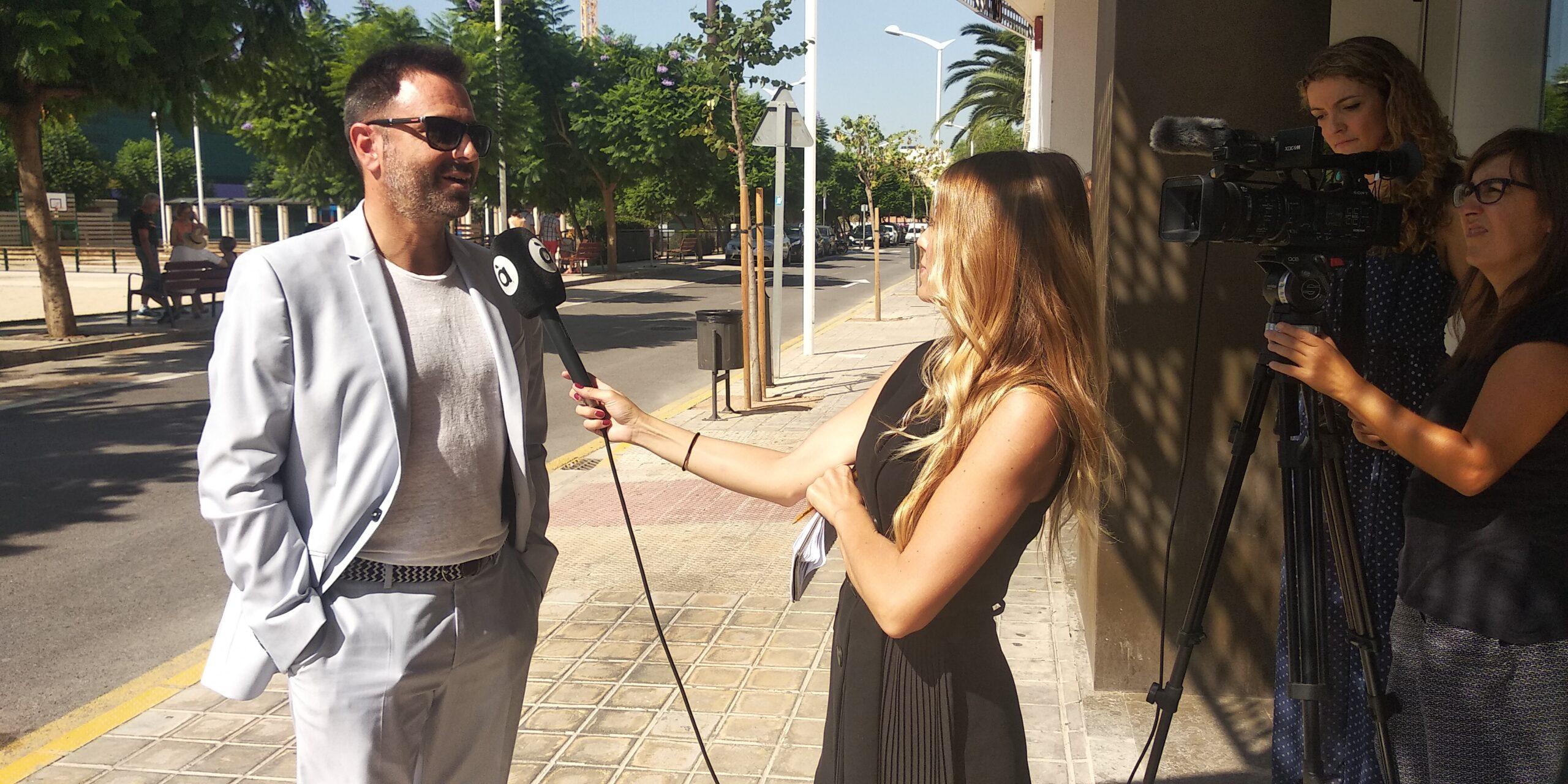 Brandmanic entrevistado por Apunt en el foro de economia y empleo