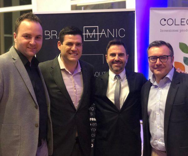 Directivos Brandmanic Investors Day